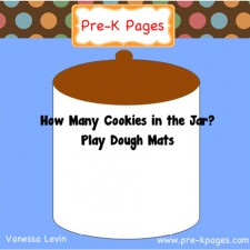 Counting Cookie Mats