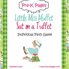 Little Miss Muffet Path Game
