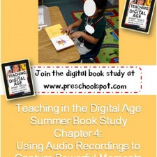 Teaching in the Digital Age, Chapter 4 Using Audio Recordings