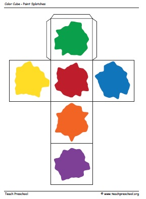 for a free downloadable copy of the color cube click on the cube below
