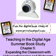 Teaching in the Digital Age, Videoconferencing and Webcams