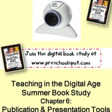 Teaching in the Digital Age: Publication and Presentation Tools