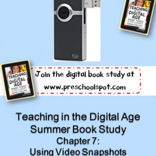 Teaching in the Digital Age: Using Video Snapshots