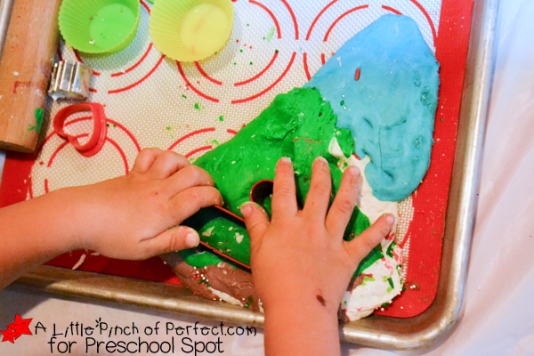 Christmas Playdough Invitation to Bake Cookies_A Little Pinch of Perfect for Preschool Spot 2 copy
