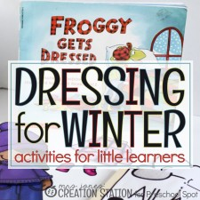 Dressing for Winter Activities